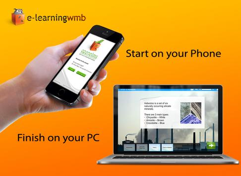 Welfare Reform Act e-Learning screenshot 6