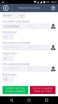 GSM One screenshot 2