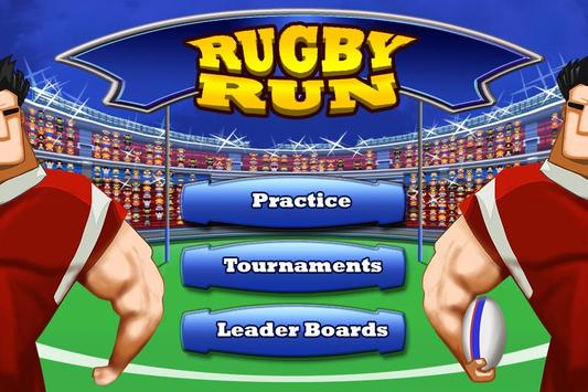 Rugby Run screenshot 3