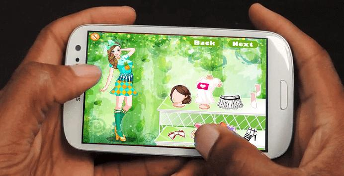 Most lovely girl game on 2017 apk screenshot