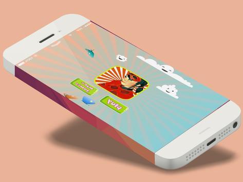 Ladybug clean face girl apk screenshot