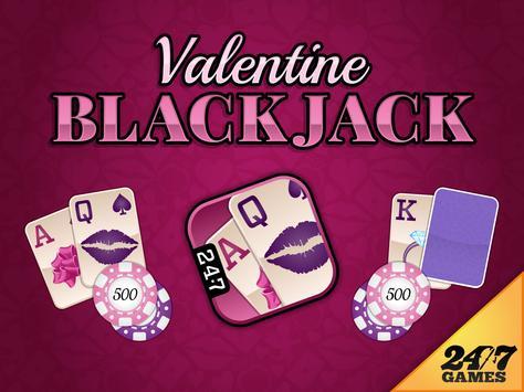 Valentine's Day Blackjack screenshot 10