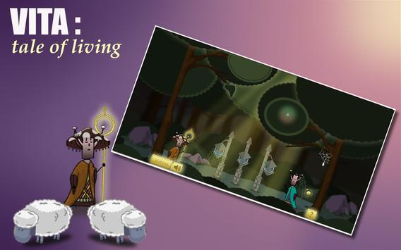 Vita: tale of living apk screenshot