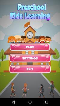 Preschool Kids Learning screenshot 6