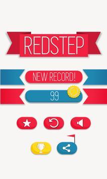 RedStep - Only Red Dots apk screenshot