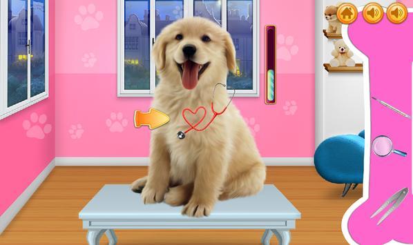 Puppy Care Salon poster