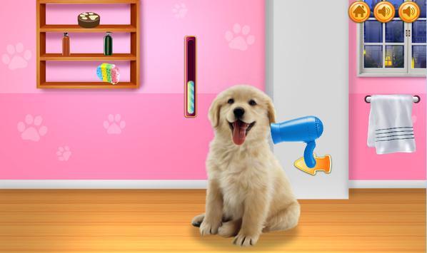 Puppy Care Salon screenshot 13