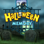 Halloween Memory for Kids icon