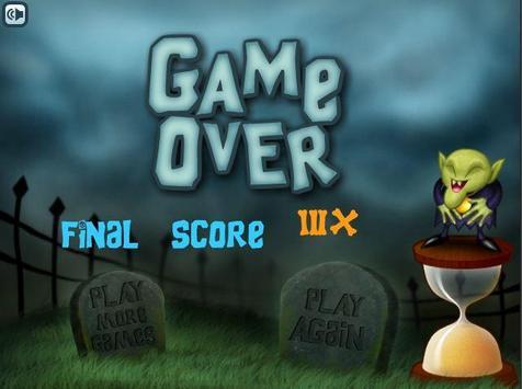Halloween Memory for Kids screenshot 3