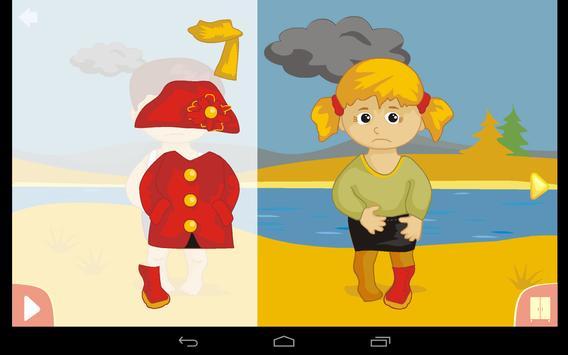 Seasons for children screenshot 6
