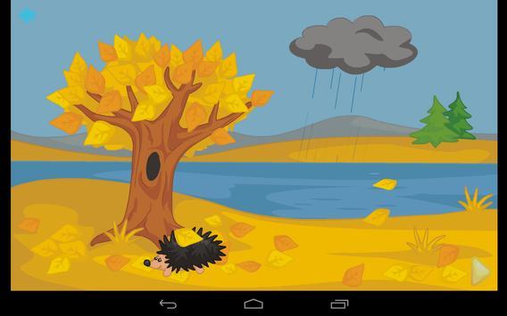 Seasons for children screenshot 7