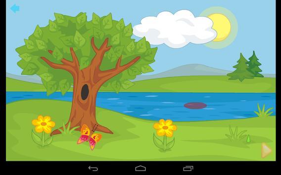 Seasons for children screenshot 2