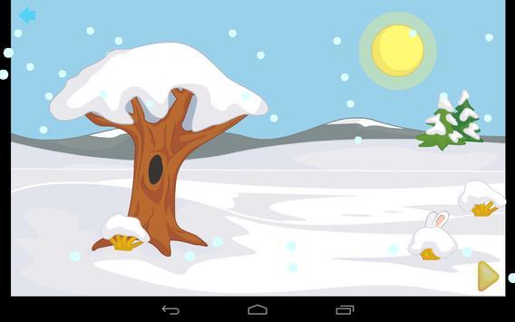 Seasons for children screenshot 3