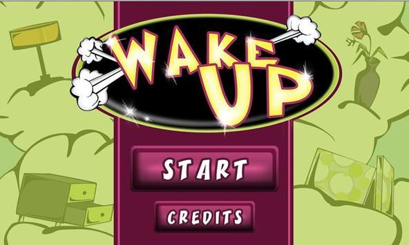 WakeUP poster