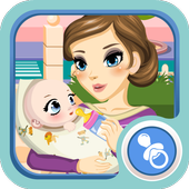 Baby Decoration 2 - baby game icon