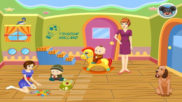 Baby Decoration 2 - baby game apk screenshot