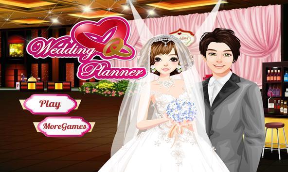 Wedding Planner – Wedding Game poster