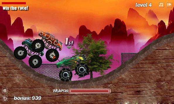 Truck Wars screenshot 1
