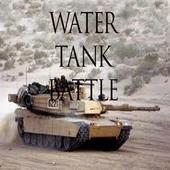 Water tank battle icon