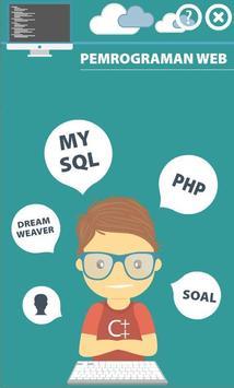 pemrograman web poster