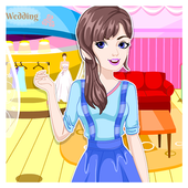 Clean Up Wedding Salon icon