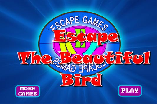 EscapeTheBeautifulBird poster