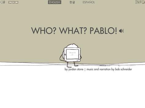 Who? What? Pablo! Demo screenshot 5