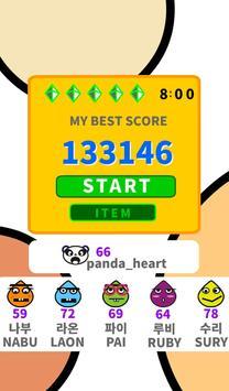 PandaBingo-Speed Puzzle Game poster