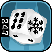 Winter Backgammon icon