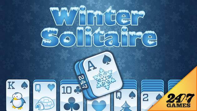 Winter Solitaire poster