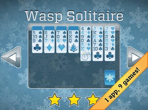 Winter Solitaire screenshot 14