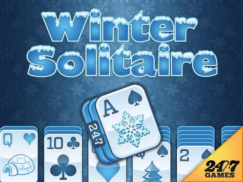 Winter Solitaire screenshot 10