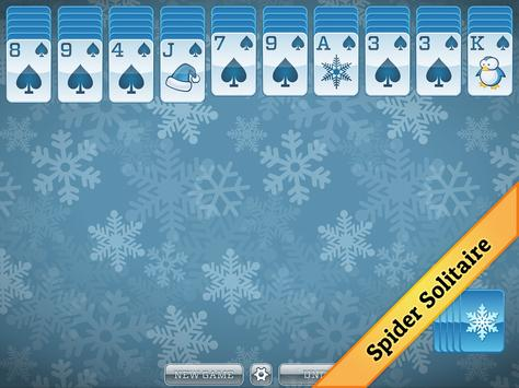 Winter Solitaire screenshot 7