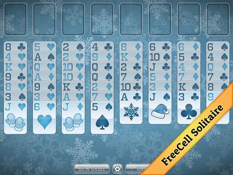 Winter Solitaire screenshot 8