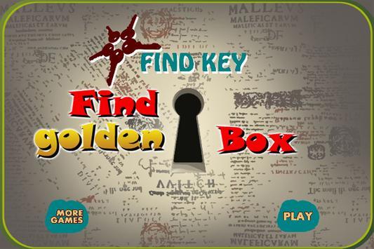 FindGoldenBox apk screenshot
