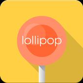 Tap The Lollipop icon