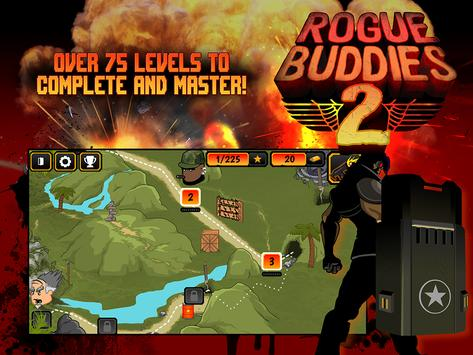 Rogue Buddies 2 captura de pantalla 1