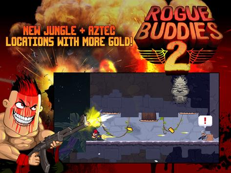 Rogue Buddies 2 captura de pantalla 5