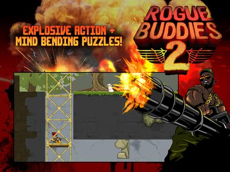Rogue Buddies 2 captura de pantalla 6