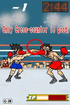 THE CROSS COUNTER poster