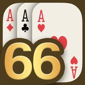 Sixty-six (Santase) icon