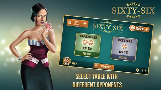 Sixty-six (Santase) screenshot 1