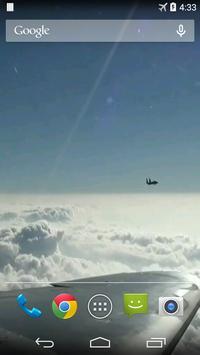 Aircraft Video Live Wallpaper poster