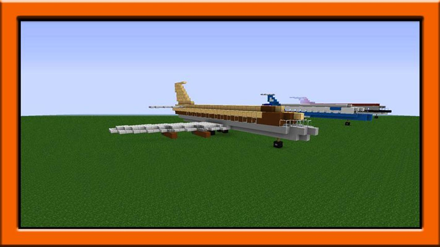 закачать майнкрафт с модами на самолеты #9
