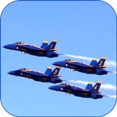 Aircraft 3D Video LWP icon