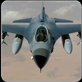 Aircraft Sky Live Wallpaper icon