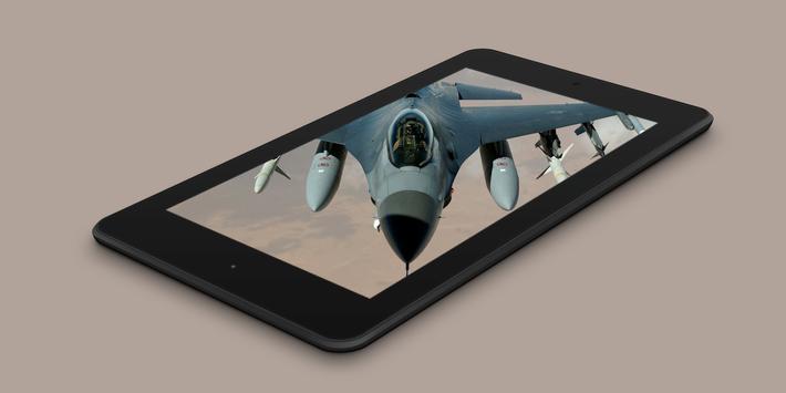 Aircraft Sky Live Wallpaper screenshot 1