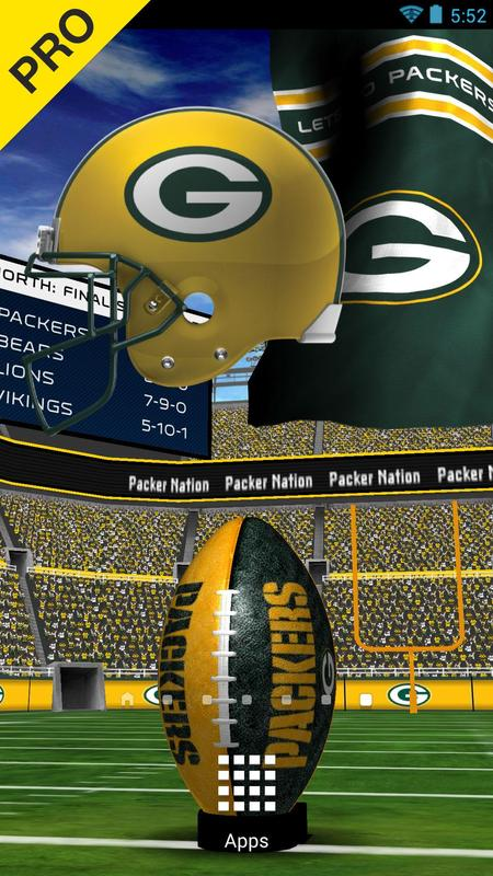 ... NFL 2015 Live Wallpaper screenshot 6 ...