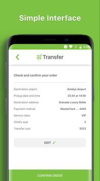 Taxi Airport Transfer Airport screenshot 2