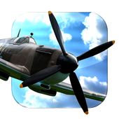 Airplanes Sky Battle Live icon